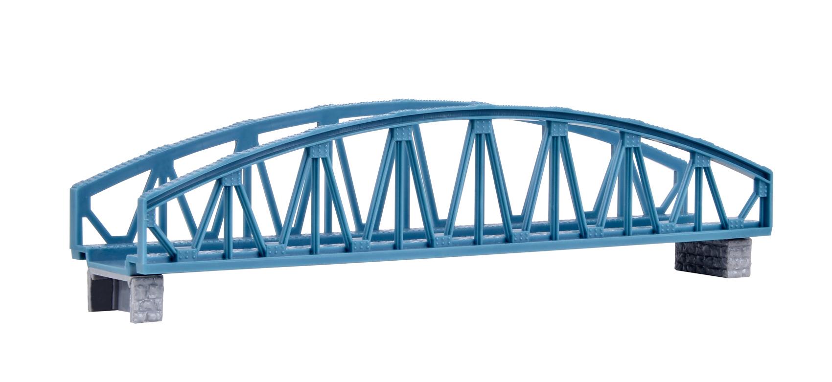 Vollmer 47302 <br/>Brücke, Stahlbogenbrücke, gerade