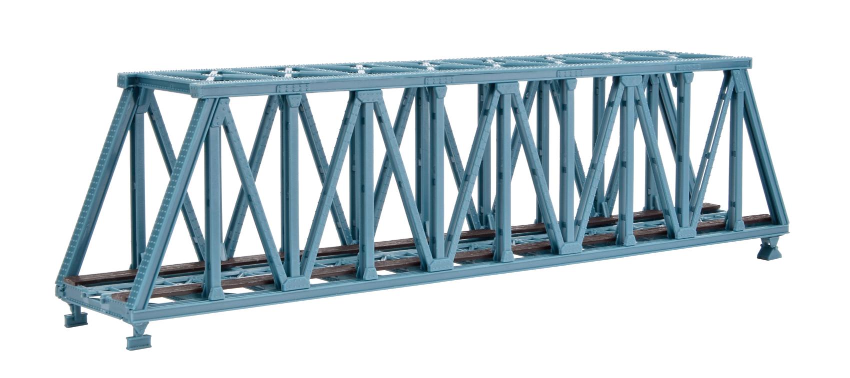 Vollmer 47801 <br/>Brücke, Stahlbrücke, Kasten-Brücke, gerade