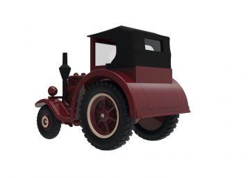 Märklin 18033 <br/>Eilbulldog Cabrio 3