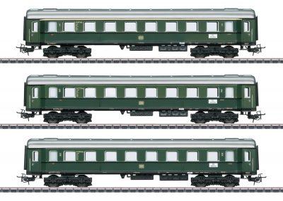 """Märklin 41920 <br/>Schnellzugwagen-Set """"Tin Plate"""""""