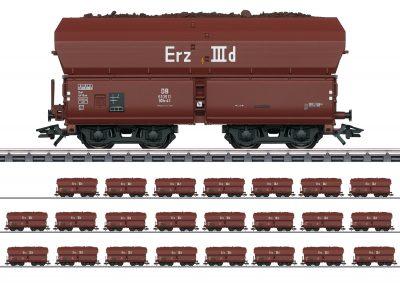 """Märklin 46210 <br/>Display """"Selbstentladewagen Erz IIId"""""""