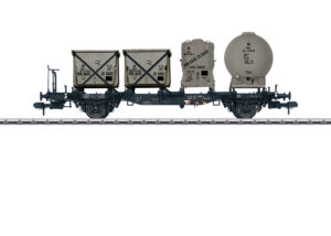 Märklin 58557 <br/>Behältertragwagen Lbs 584