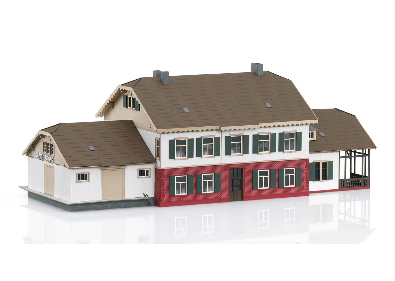 "Märklin 72793 <br/>Bausatz Bahnhof ""Himmelreich"""