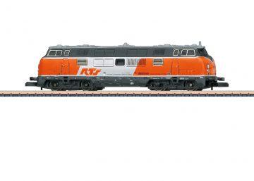 Märklin 88204 <br/>Diesellokomotive Baureihe 221 1