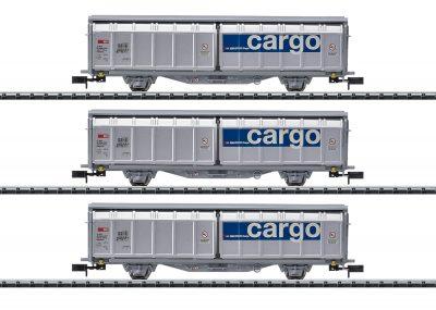 TRIX 15282 <br/>Güterwagen-Set SBB Cargo