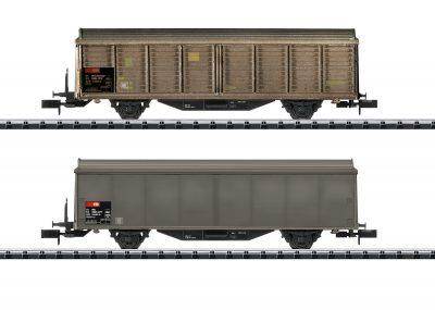 TRIX 15307 <br/>Schiebewandwagen-Set SBB