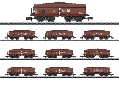 TRIX 15449 <br/>Display Selbstentladewagen Er