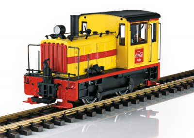 LGB 27631 <br/>Coca Cola Diesellok
