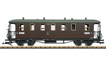LGB 31353 <br/>Personenwagen 3.Kl. S.St.E