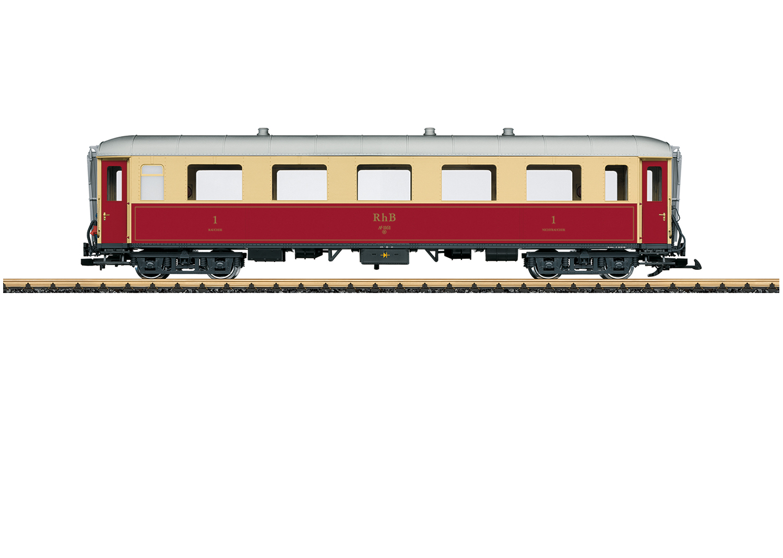 LGB 33521 <br/>Salonwagen RhB 1