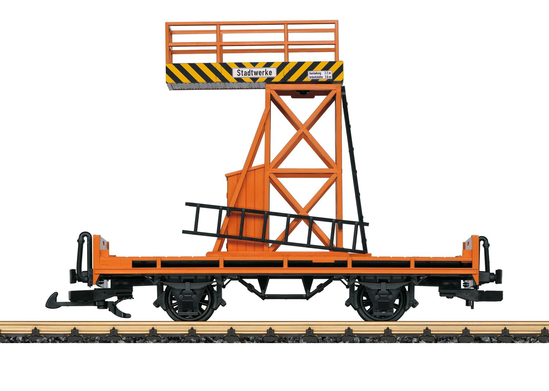 LGB 45306 <br/>Plattformwagen 1
