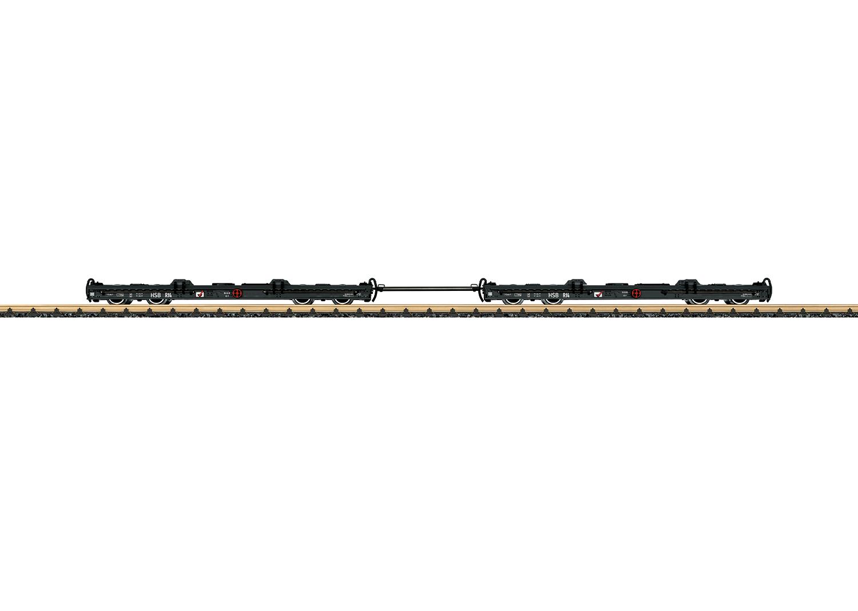 LGB 49181 <br/>Rollwagen-Set HSB 1