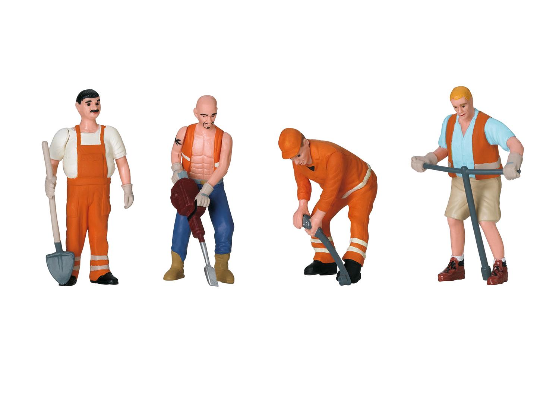 LGB 53003 <br/>Figurenset Arbeiter 1