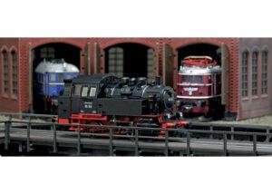 Märklin 37068 <br/>Dampflokomotive Baureihe 80