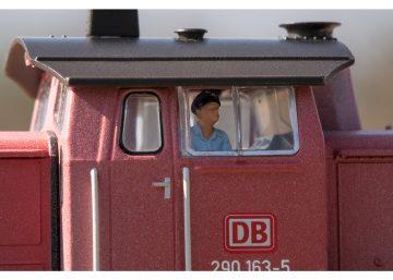 Märklin 39902 <br/>Diesellokomotive Baureihe 290 3