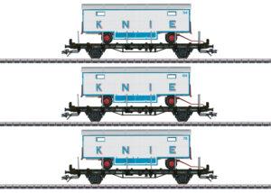 """Märklin 45085 <br/>Flachwagen-Set """"100 Jahre Schweizer National-Circus Knie"""""""