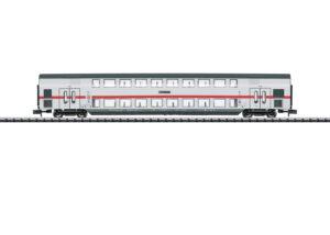 TRIX 15386 <br/>IC-Doppelstockwagen 2.Kl.DB A