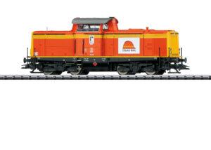TRIX 22842 <br/>Diesellok BR 212 Colas Rail