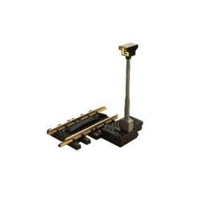 LGB 10560 Entkupplungs-Gleis mit elektromagnetischem Antrieb, 150 mm