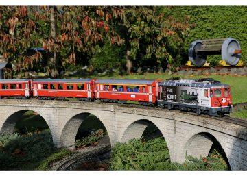 LGB 28444 <br/>Elektro-Lokomotive Ge 4/4 II 616 RhB 2