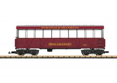 LGB 30261 <br/>Durango & Silverton Obs