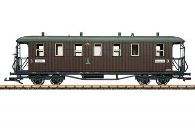 LGB 31353 <br/>Personenwagen, 3. Klasse, S.St.E.