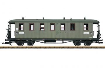 LGB 31354 <br/>Personenwagen, 4. Klasse, S.St.E