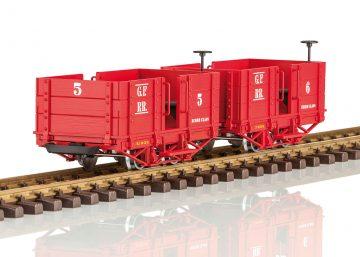 LGB 32441 <br/>Personenwagen-Set, Grizzly Fla 2