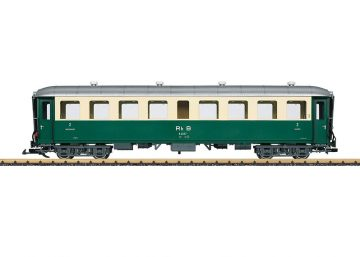 LGB 32523 <br/>Personenwagen, B, RhB 1