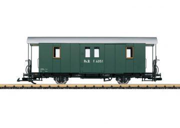 LGB 33403 <br/>Gepäckwagen RhB 1