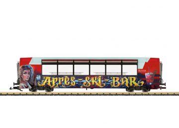 LGB 33661 <br/>MGB Panoramawagen Apres Ski B 1