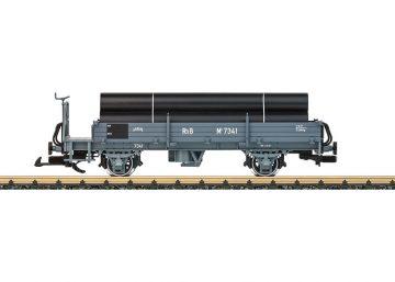LGB 40092 <br/>Niederbordwagen RhB 1