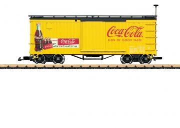 LGB 40672 <br/>Coca Cola ged