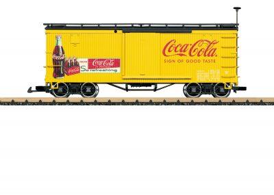 LGB 40672 <br/>Coca Cola ged.Güterwagen