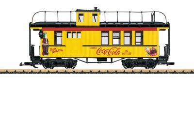 LGB 40757 <br/>Coca Cola Caboose