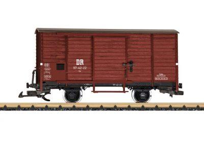 LGB 42270 <br/>Güterwagen, gedeckt, RüBB