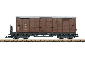 LGB 42636 <br/>Güterwagen, gedeckt, ÖBB 1