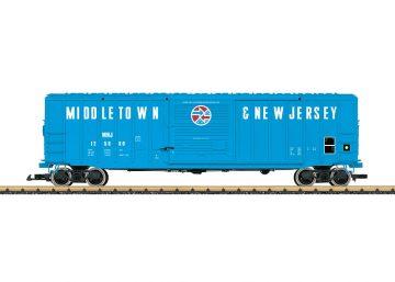 LGB 42934 <br/>Box Car Middeltown & New Jersey 1