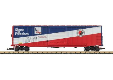 LGB 42938 <br/>NP Box Car 1