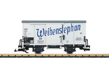 LGB 43357 <br/>Bierwagen Weihenstephan 1