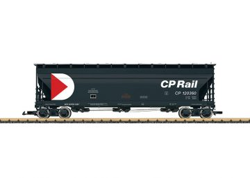 LGB 43822 <br/>Hopper Car CP Rail 1