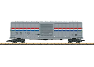 LGB 44931 <br/>Amtrak Materialwagen Phase II