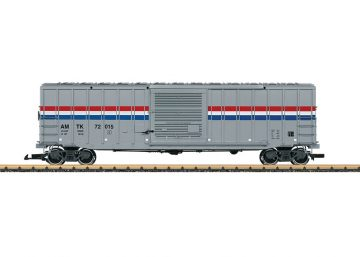 LGB 44931 <br/>Amtrak Materialwagen Phase II 1