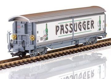 LGB 48571 <br/>Schiebewandwagen RhB 2