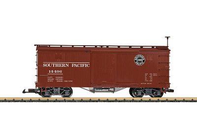 LGB 48672 <br/>Box Car Southern Pacific
