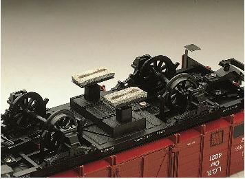 LGB 50050 <br/>LGB-Schienenreinigungsgerät 1