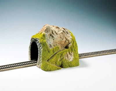 NOCH 02120 <br/>Tunnel, 1-gleisig, gerade, 25 x 19 cm