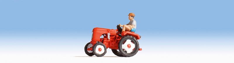 NOCH 16755 <br/>Traktor Allgaier 1