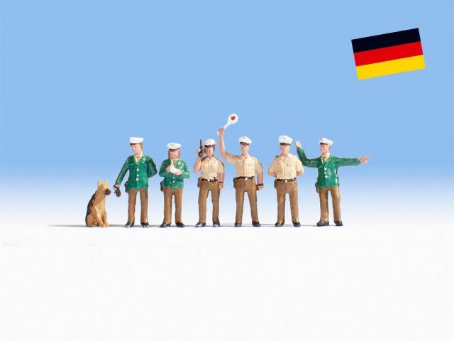 NOCH 36090 <br/>Polizisten Deutschland 1