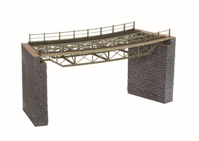 NOCH 67025 <br/>Brücken-Fahrbahn, gebogen, R1 360 mm